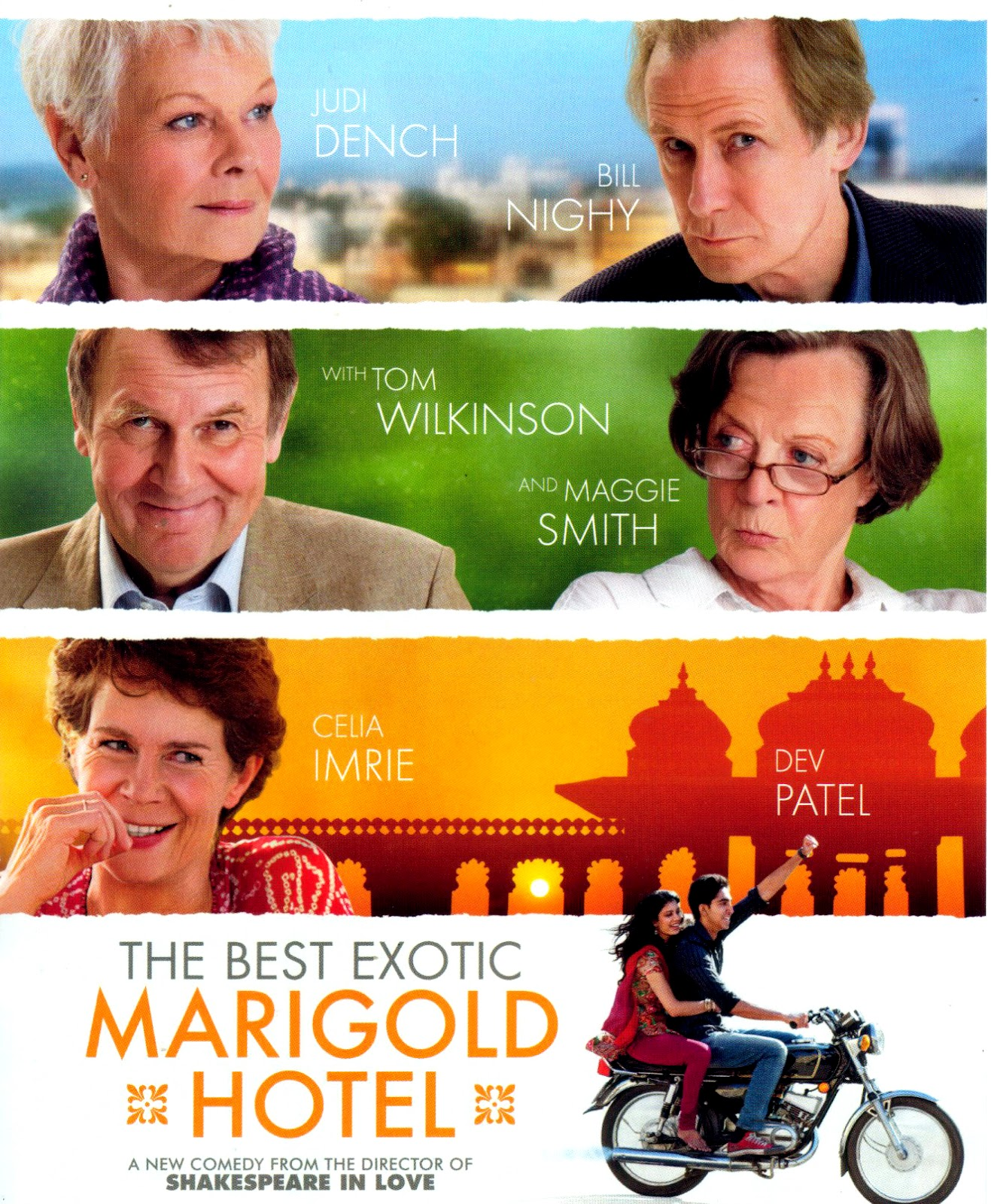 "Welcome to ""The Best Exotic Marigold Hotel"""
