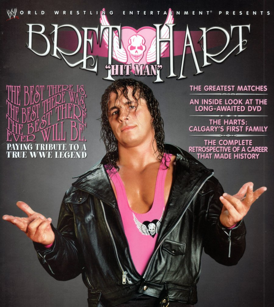 Bret 'The Hitman' Hart- The Excellence of Invincible Execution