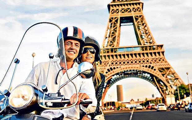 Top 5 Romantic Getaways for Honeymooners