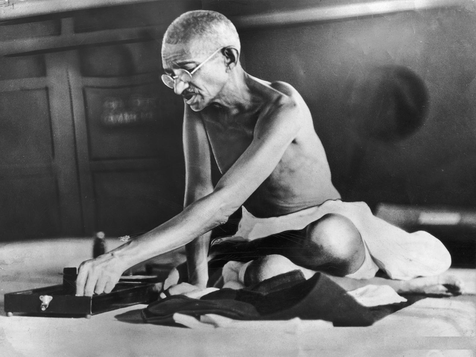 Gandhi- The Man My Generation Loves to Hate