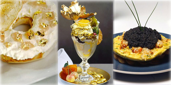 Rich Delicacies : Foods that Cost A Fortune
