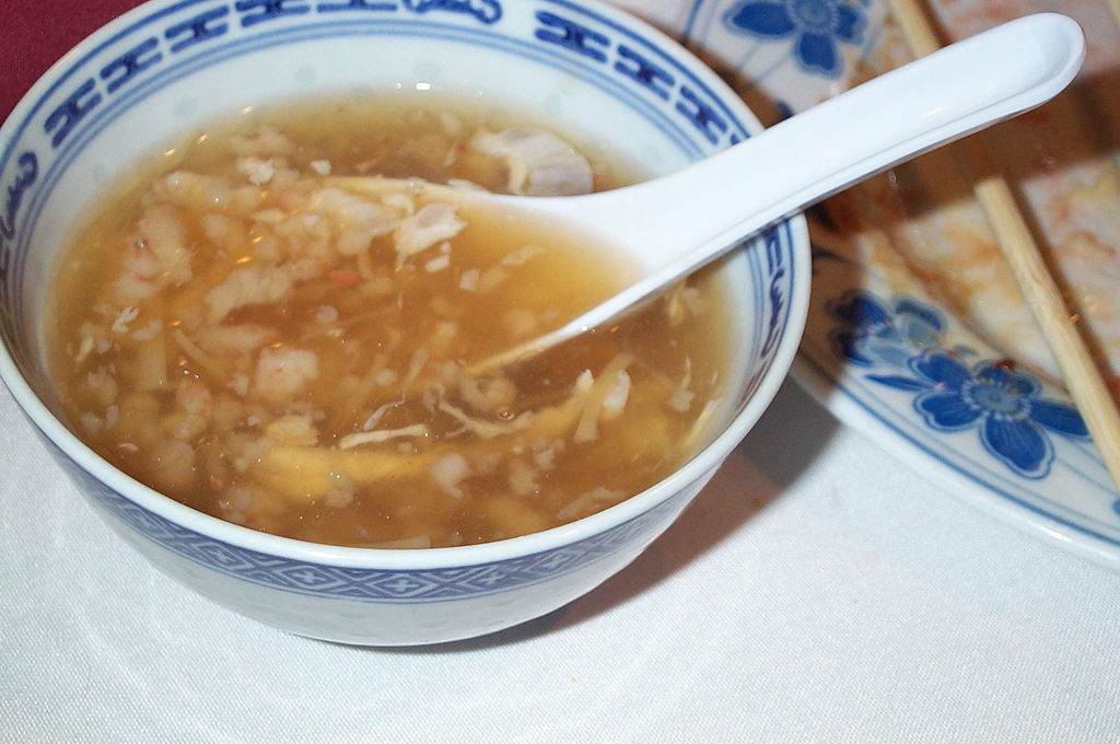 Red Blood Bird's Nest is a luxury food item or delicacy you must try