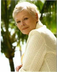 Judi Dench – Onscreen and Off it