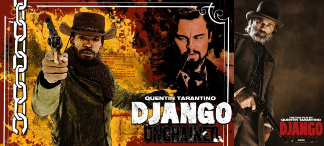Django Unchained as one of the best Hollywood films since 1990 (Mostly 2000)