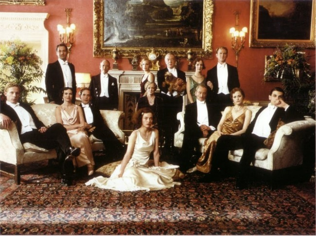 Gosford Park as one of the best movies since 1990 (Mostly 2000)