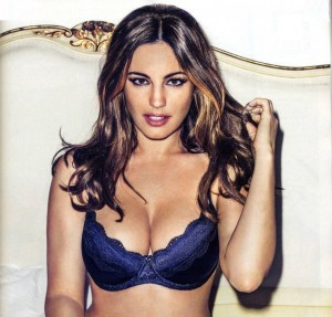kelly brook lingerie hot