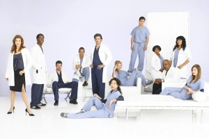 Of Grey's Anatomy and Seattle Grace