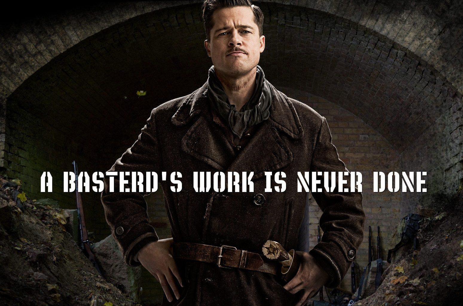 Inglorious Basterds as one of the best Hollywood films since 1990 (Mostly 2000)