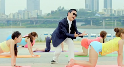 The Return of Gangnam
