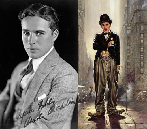 On Charlie Chaplin and Thought Leadership