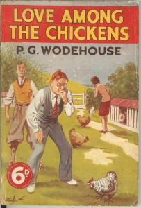 Inhabiting the Reminisces of Wodehouse