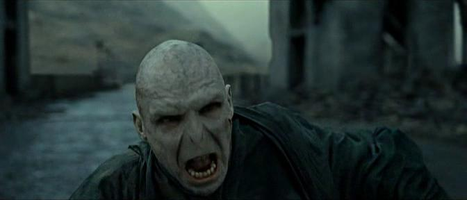 Lord Voldemort played by Ralph Fiennes in Harry Potter is among the Best Movie Villains of 2000s