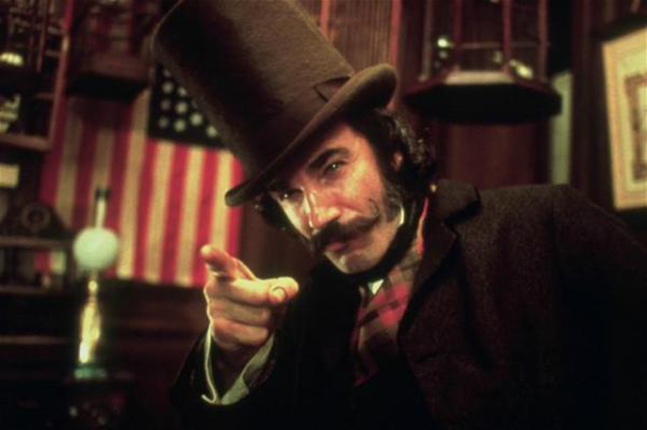 Bill Th Butcher played by Daniel Day Lewis in Gangs of New York is among the Best Movie Villains of 2000s