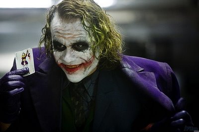 Joker's Heath Ledger is a great movie villain and character in superhero films and among the Best Movie Villains of 2000s