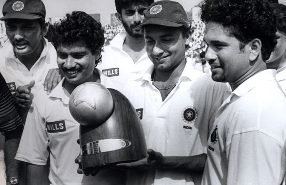 India-Australia Cricket Rivalry: Border-Gavaskar Trophy