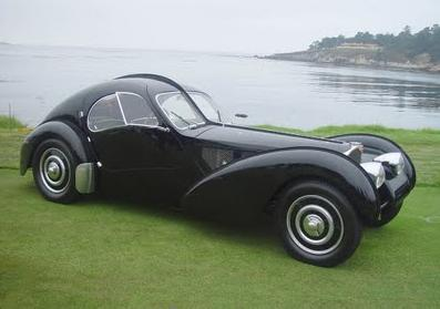 Top Five Classic Cars from the Past, Present and Future