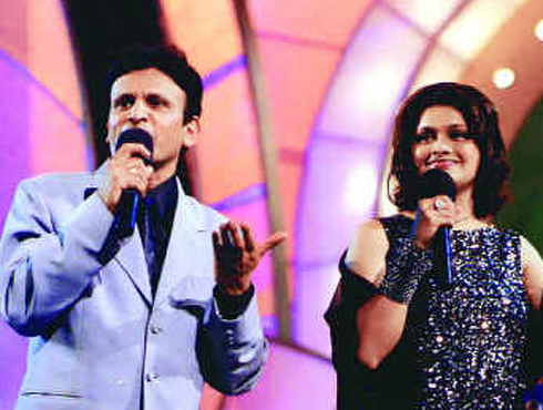 Annu Kapoor and Pallavi Joshi were among the best TV hosts in India