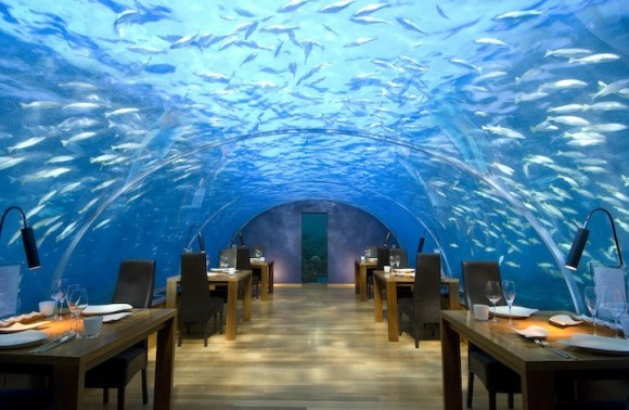 Underwater Hotels that Steel the Limelight