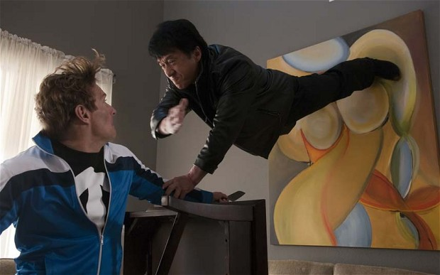 Welcome to the World of Jackie Chan