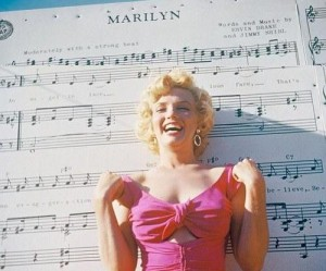 'Love Goddess' – A Song Tribute to Marilyn Monroe
