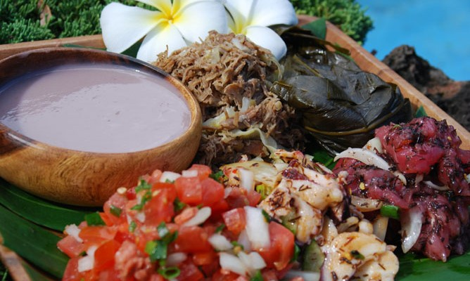 Best Traditional Hawaiian Food Honolulu