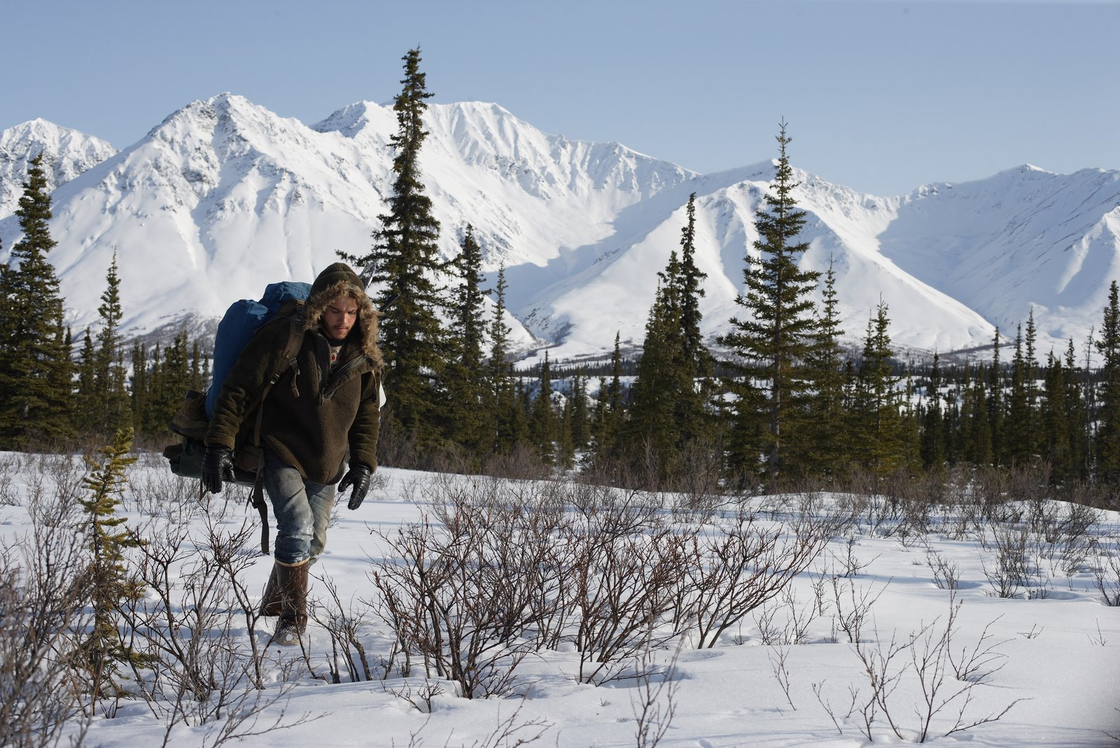 MOVIE MANIA PART 3: FOR EXISTENCE – INTO THE WILD