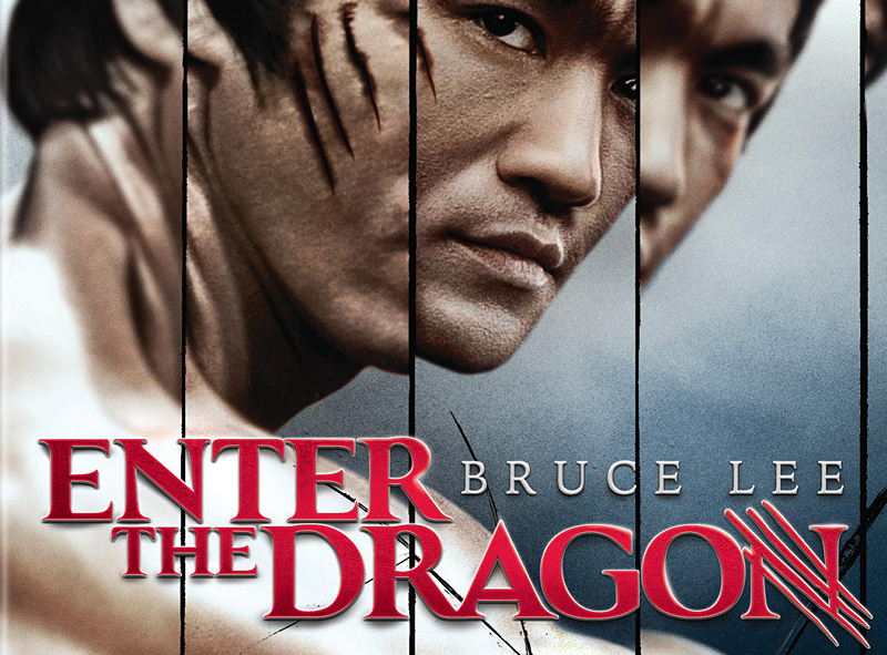 Movie Mania 4: Challenge and Chances : ENTER THE DRAGON