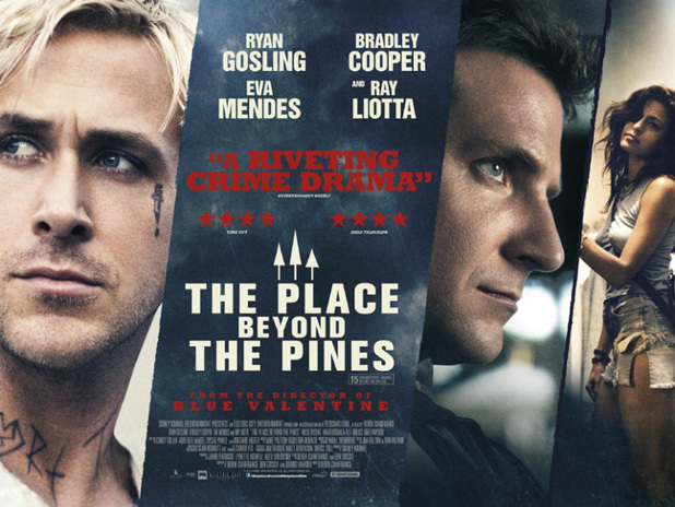 The Place Beyond the Pines is one of the best Hollywood films since 1990 (Mostly 2000)