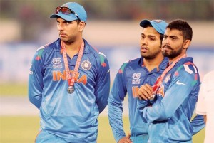 """World Cup T20 Was a Huge Disappointment"" Yuvraj Singh"