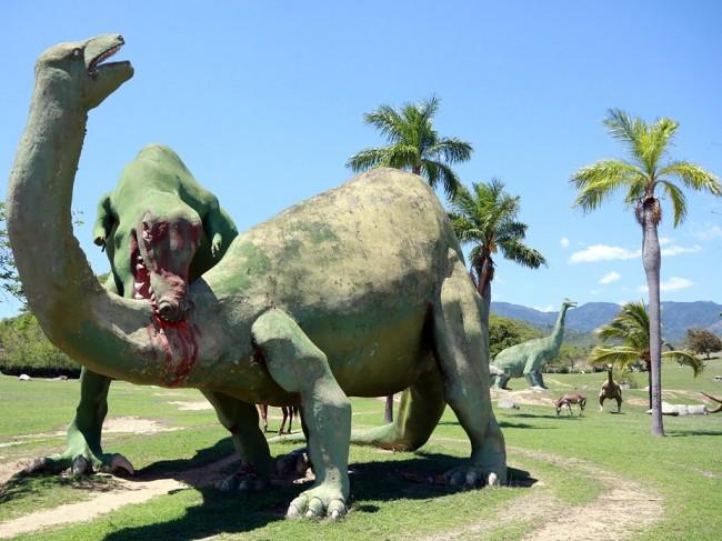 Vale de la prehistoria, Cuba