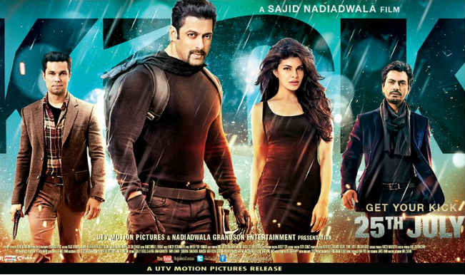 Kick Movie Review: Critics Brand it Among Salman Khan's Best
