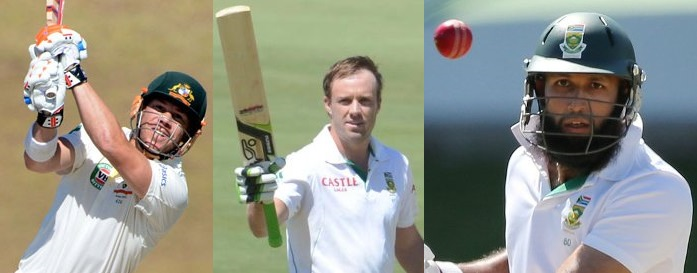 Top Five Test Cricket Batsman of 2014