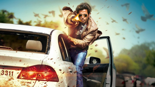 review of Hrithik's bang bang 2014