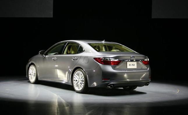 Lexus ES 350 Hybrid