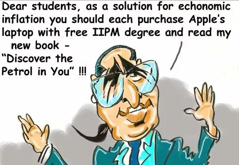 "IIN Ties Up with IIPM to Set Up ""Zoology institute of Economics and Finance"""