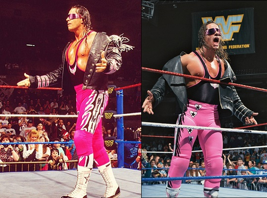 bret hart entrance theme