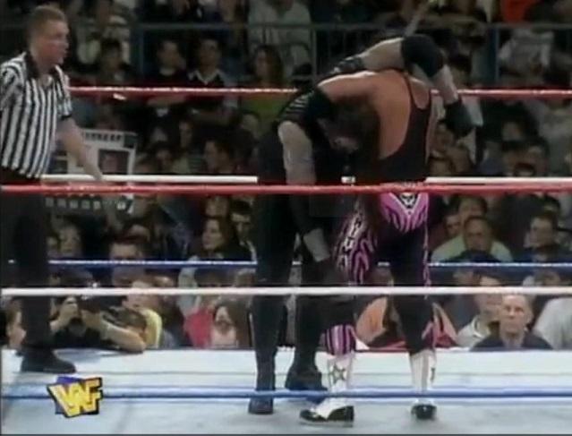 One-Night-only bret hart vs undertaker