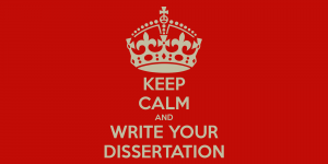 How to Write an Effective Dissertation