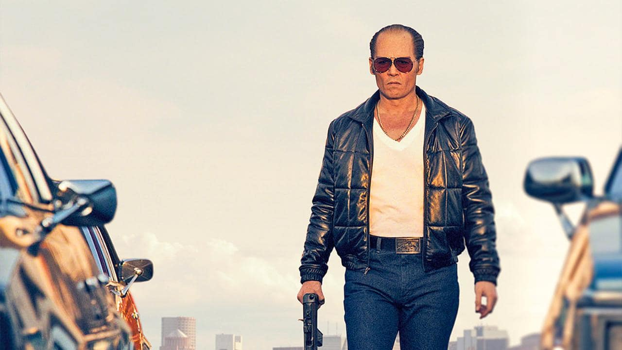 Black Mass is among Career Best Performances of Johnny Depp