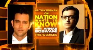 When Hrithik Roshan Met Arnab Goswami – What Were the Expectations?