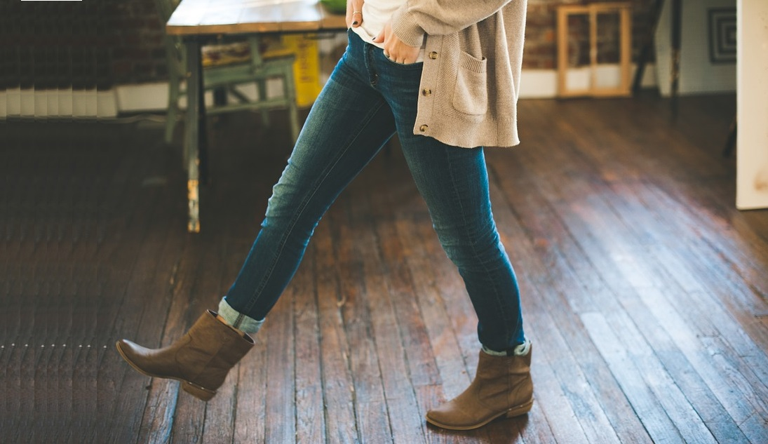 Can big bulky boots ever be considered stylish?