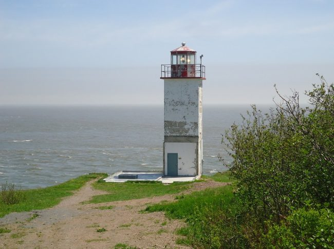 bay of fundy lighthouse