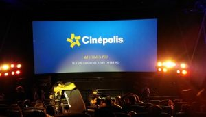 Immersing Yourself in the 4DX Experience at Cinepolis