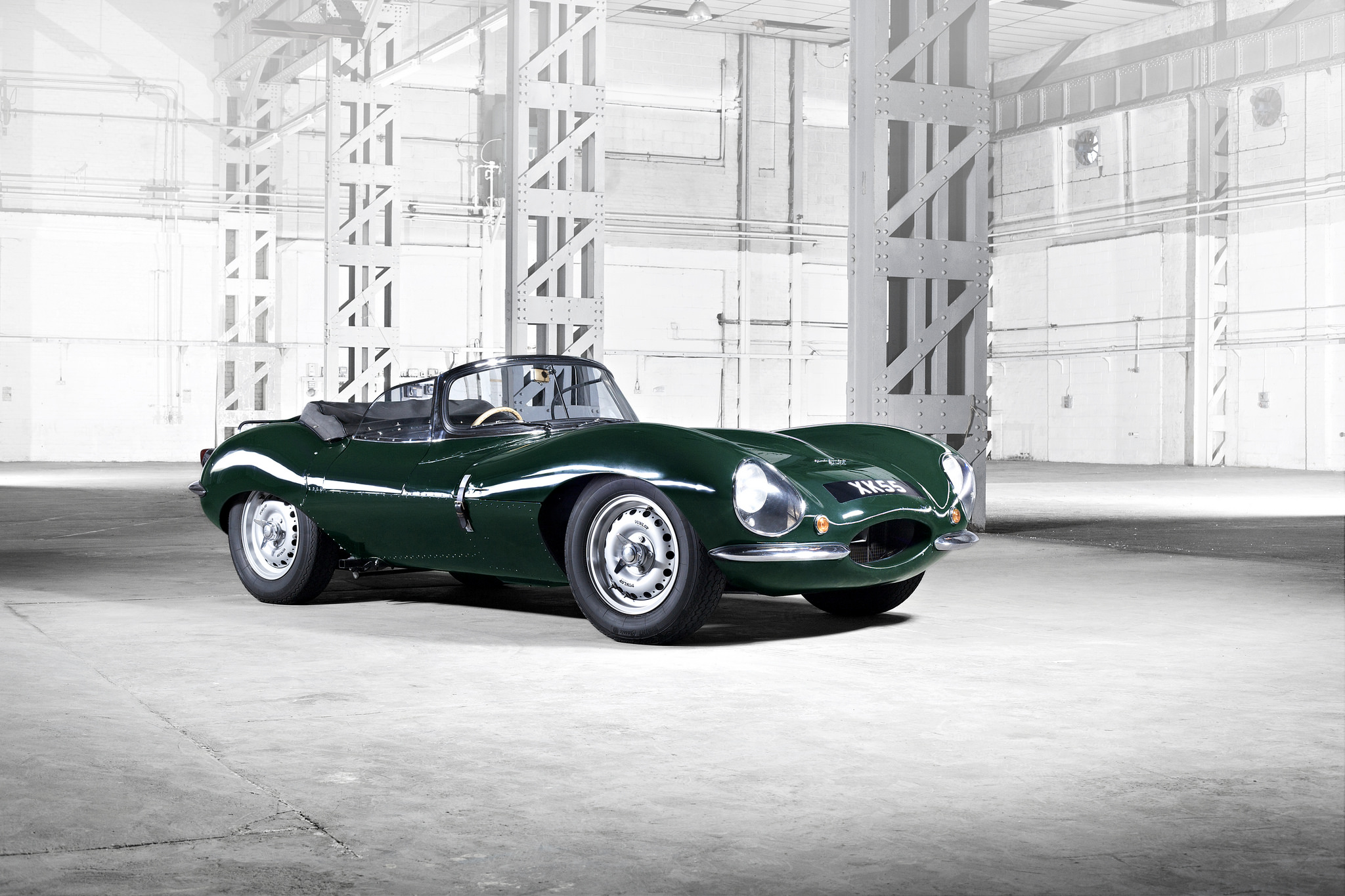 1957 Jaguar XKSS is among Best of the Dream Luxury Cars for Successful Entrepreneurs