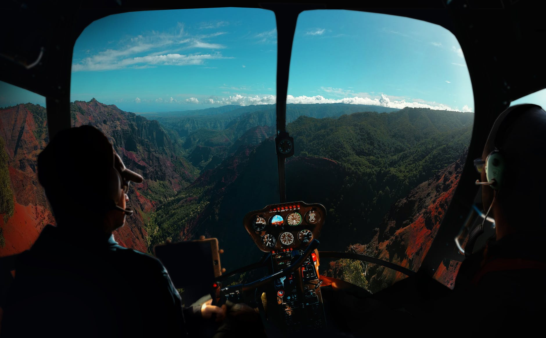 Perks of Being a Pilot