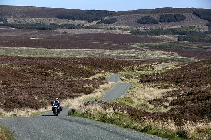 How to Tour on a Motorcycle in Ireland