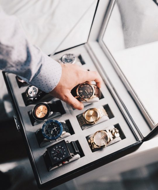 luxury watch fashion tips for men