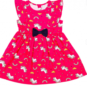Five fashionable baby frocks for your baby's first birthday.