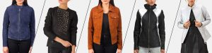 5 Best Leather Jackets for Women