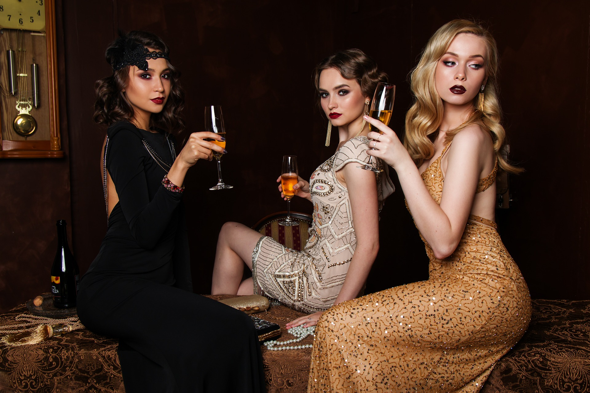 The Best Makeover Ideas For A Glamorous Night Out